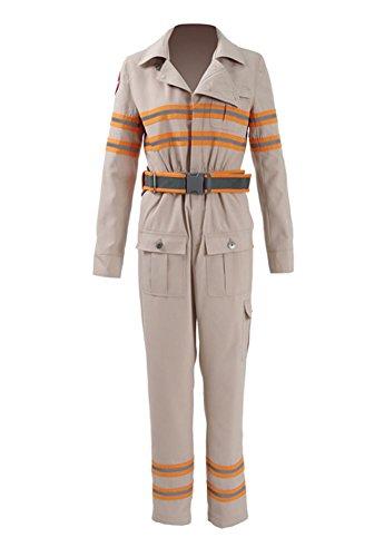 d Kinder Overalls Cosplay Kostüm Uniform Mit Gürtel (S, Kinder) (Ghost Busters Halloween-kostüm)