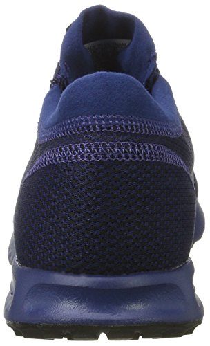 adidas Los Angeles, chaussure de sport homme Bleu (Mysblu/silvmt/cblack)
