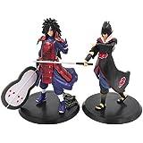 CoolChange Naruto Figuren Set bestehend aus einer Sasuke und einer Madara Uchiha Figur