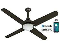 Havells Futuro Bluetooth Enabled Ceiling Fan 1320 Mm Sweep Copper Nickel