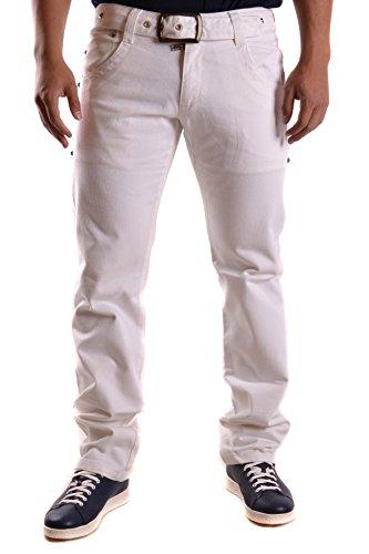 dirk-bikkembergs-homme-mcbi097045o-blanc-coton-jeans