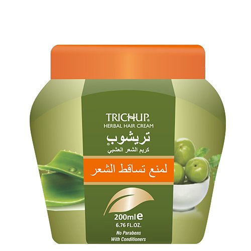 Trichup Hair Fall Control Herbal Hair Cream (200 ml) (Pack of 1)