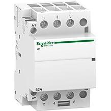 Schneider Electric A9C20863 Contactor Modular Ict 63A 3No 220-.240V 50Hz