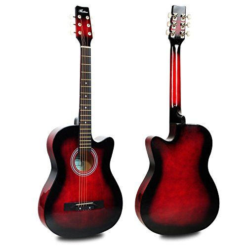 hapilife-acoustic-guitar-concert-classic-guitar-38-inch-3-4-size-cutaway-design-for-beginners-starte