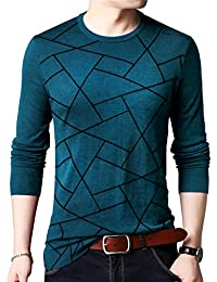 EYEBOGLER Regular Fit Men's Printed T-Shirt(T317-1)