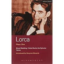 Lorca Plays: 1