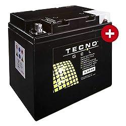 Tecno 53030 Gel Batterie R 100 RS 1976-1984