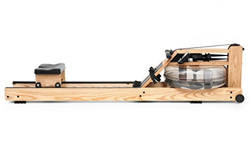 Preisvergleich Produktbild WaterRower Natural Ash S4 Rowing Machine - Gym,  Fitness,  Rehabilitation Training
