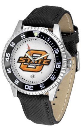 oklahoma-state-cowboys-suntime-competitor-poly-leather-band-watch-ncaa-college-athletics-by-sun-time