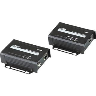 Aten VE801 HDMI HDBaseT-Lite Verlängerung schwarz