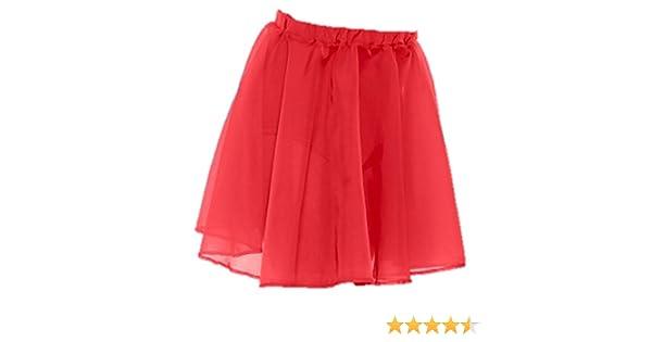 Girls Roch Valley ISTD Circular chiffon ballet skirt plum//cherry size 2-13years