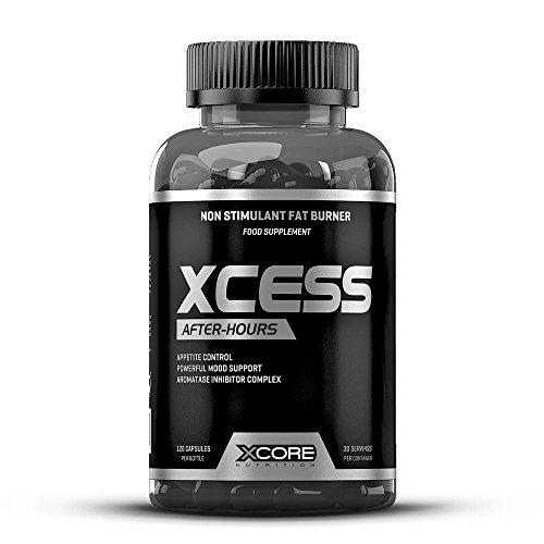 XCESS After-Hours 120 caps