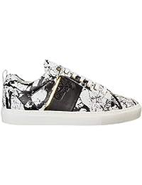Versace Collection Sneakers Medusa Uomo Bianco - Nero - Oro - Nero 40 EU 8bf7ee0c8b7