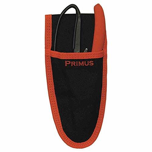 Garten Primus Universal-Gürteltasche, schwarz/orange, 22,5 x 10 x 1,8 cm, 03005