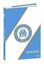 Quo Vadis Olympique Marseille TEXTAGENDA Agenda scolaire Journalier 12x17cm Graphique Année 2020-2021