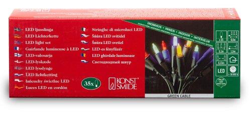 Konstsmide 6302-500 LED Minilichterkette / f