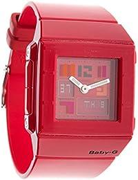 CASIO Baby-G BGA-200PD-4BER - Reloj de Mujer de Cuarzo,
