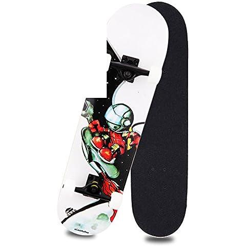 Quattro ruote skateboard/Doppio bilanciere/Schede di pennello/Adulto Scooter/Autostrada skateboards/Scooter-K