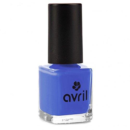 Avril Vernis à Ongles le Vernis - Bleu Lapis Lazuli N°65