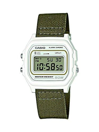 Casio Collection Unisex-Armbanduhr W-59B-3AVEF