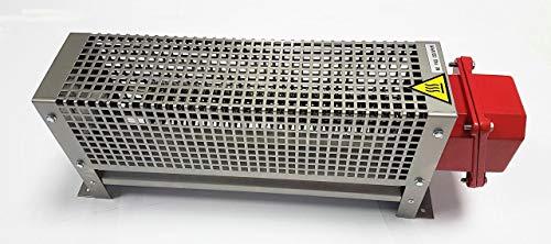 Radiateur industriel monophasé sans thermostat