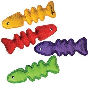 reeze Chew, Repeat! Hundespielzeug Floppy Fishbone 22,9 cm ()