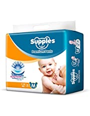 Supples Premium Pants Medium Size Diapers (72 Count)