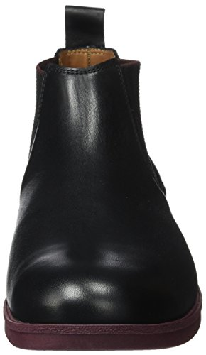 Ganter Mens Gabriel-g Chelsea Boots Nero (nero)