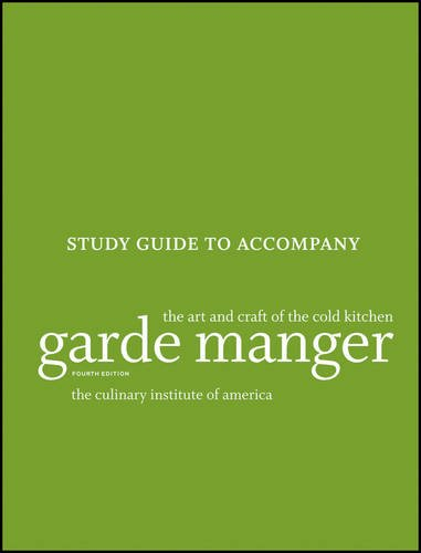 PDF DOWNLOAD ONLINE] Study Guide to accompany Garde Manger