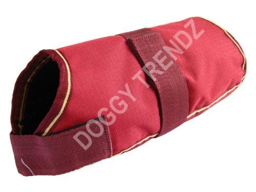 Waterproof Dog Coats Rain Warm Jacket Black Navy Pink Maroon Green Purple All Sizes 10-Inches to 30-Inches (16-Inch… 1