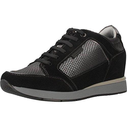 Basket, couleur Noir , marque STONEFLY, modÚle Basket STONEFLY JACKIE Noir Noir