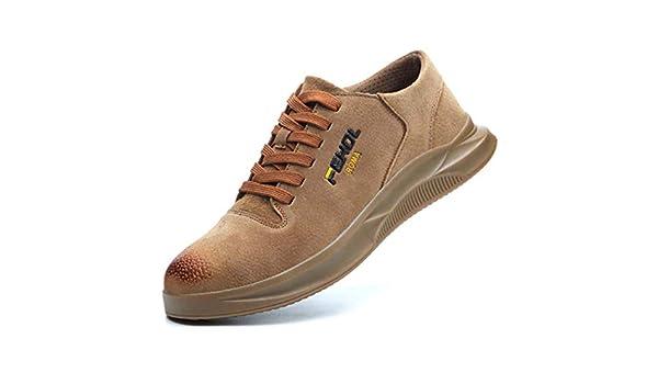 BHPL Sneakers di Sicurezza Leggere, Scarpe da Lavoro