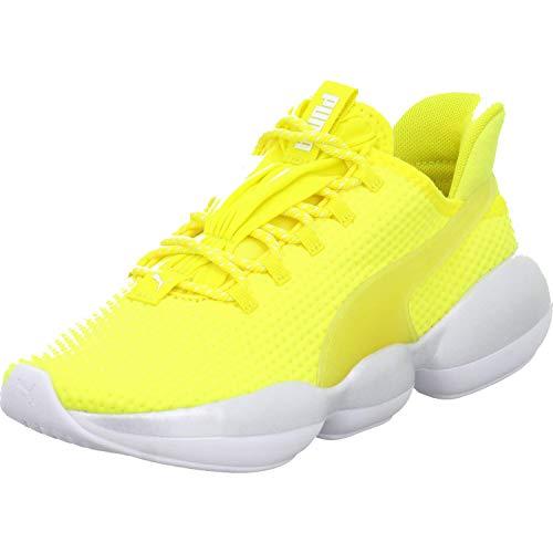 Puma Mode XT Wns, Scarpe da Fitness Donna, Giallo (Blazing Yellow White), 38 EU
