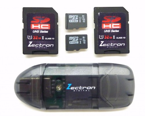 zectron-xtreme-pro-uhs-1-twin-trade-pack-32gb-class-10-high-speed-micro-memory-card-for-samsung-wb25