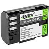 Ayex Li-Ion batterie D-Li90 DLi90 POUR Pentax 645D K-01 K7 K5