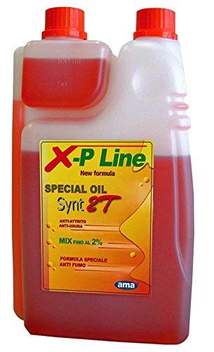 Ama 79460 XP-Line Olio Sintetico per Motore a 2 Tempi