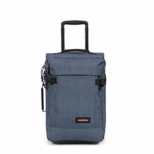 Eastpak - Tranverz Xs - Bagage à roulettes - Double Denim - 28.5L