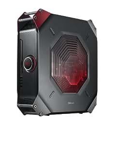 Amerry AM-MIGA-04 Mini Gaming Desktop-PC (Intel Core i5-4570, 3,2GHz, 8GB RAM, 1000GB HDD, ATI 7790 2GB, DVD-RW, kein Betriebssystem)