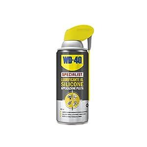 WD-40 Specialist - Lubrificante al Silicone Spray Applicazione Pulita con Sistema Doppia Posizione - 400 ml 3 spesavip