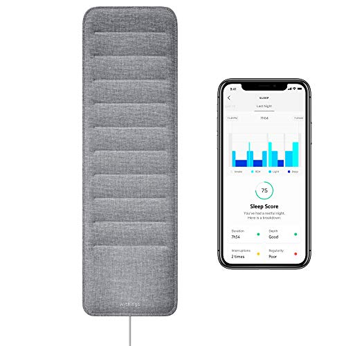 Withings / Nokia Sleep - Schlafsensor & Smart Home Pad