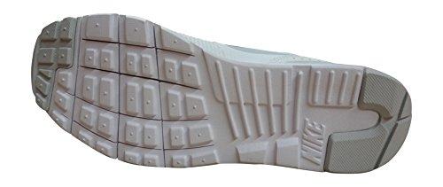 Nike Air Max Tavas (Gs), Scarpe da Corsa Uomo Blanco (White / Pure Platinum-White)