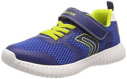 Geox J Waviness Boy B Low-Top Sneakers