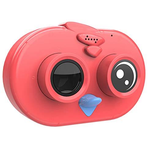 TianranRT WiFi Kinder Kamera 1080P HD Kinder Camcorder 2.0 Zoll 1080P LCD Geschenke für Kinder (Rot) 900 Digital Camcorder
