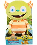 Henry Hugglemonster Talking Ivor Soft Toy