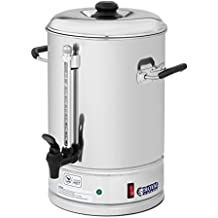 Royal Catering Cafetera de filtro industrial RCKM-WOF10 (1.500 W, 10 L,