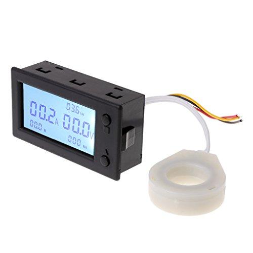 Besttse DC300V Hall-Effekt-Coulometer, digitales Voltmeter, Amperemeter, Sensor, 100 A, 200 A, 400 A -
