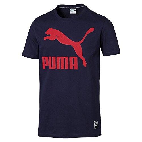 Puma Archive T-Shirt Femme Peacoat