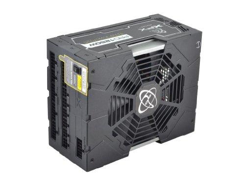 XFX ProSeries 1250W 1250W ATX schwarz Einheit Netzteil Energie-Einheiten Netzteil Energie (1250W, 90-264, 50-60, 15-7,5, 12V1, 3,3, 5V, 5Vsb, 12V, 5V, aktiv) (Xfx Netzteil)