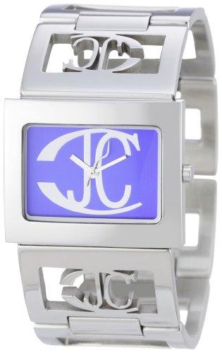Just Cavalli R7253330535 - Reloj de mujer de cuarzo, correa de acero inoxidable color plata