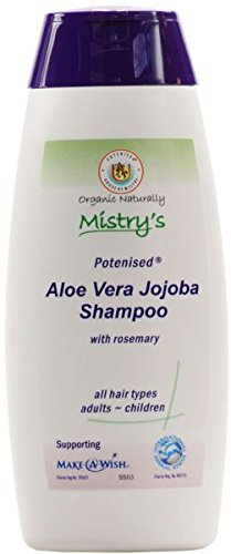 The House Of Mistry Aloe Jojoba Shampoo With Rosemary, 200ml